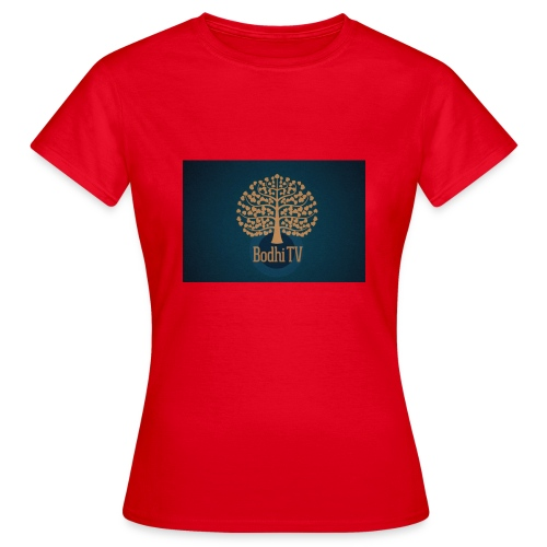 BodhiTV - Vrouwen T-shirt