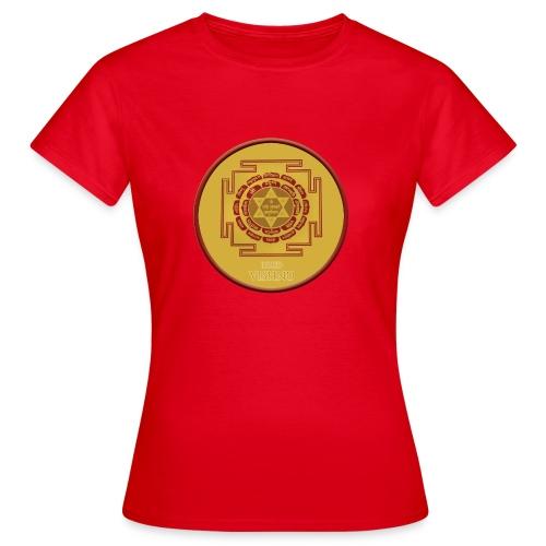 lord vishnu ynatra - T-shirt Femme