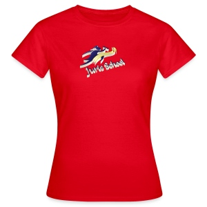 Juris School 3d - Maglietta da donna