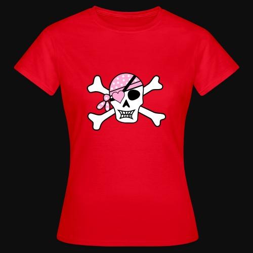 pirate f - T-shirt Femme