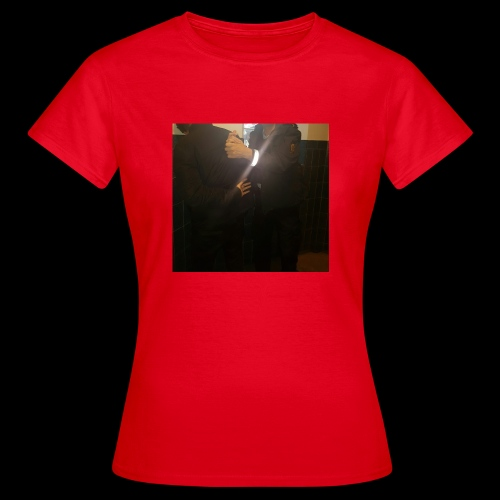 freegia - Dame-T-shirt