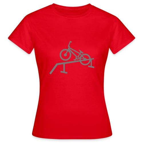 BMX - Frauen T-Shirt