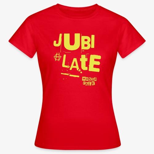 Jubilate-Hoodie - Frauen T-Shirt