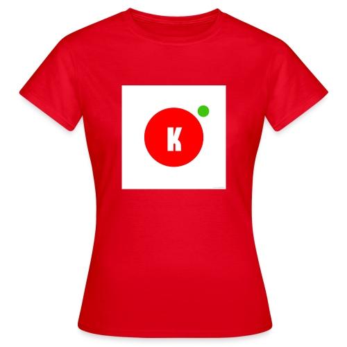 New logo - T-shirt Femme