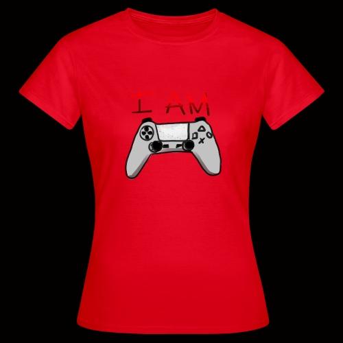 yo soy un gamer - Camiseta mujer