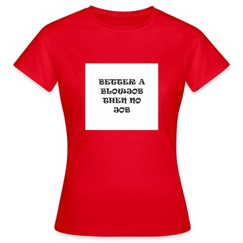 YOLO shirt - Vrouwen T-shirt