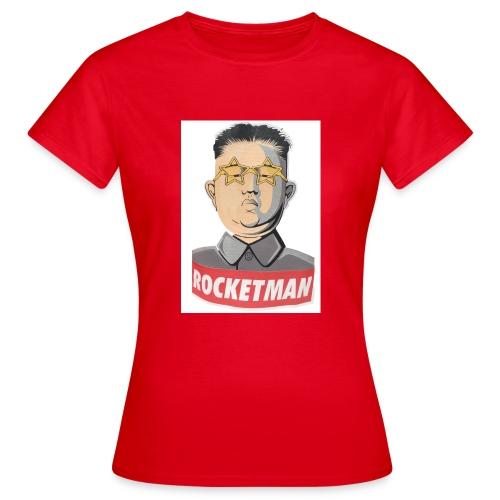 rocket men - Women's T-Shirt