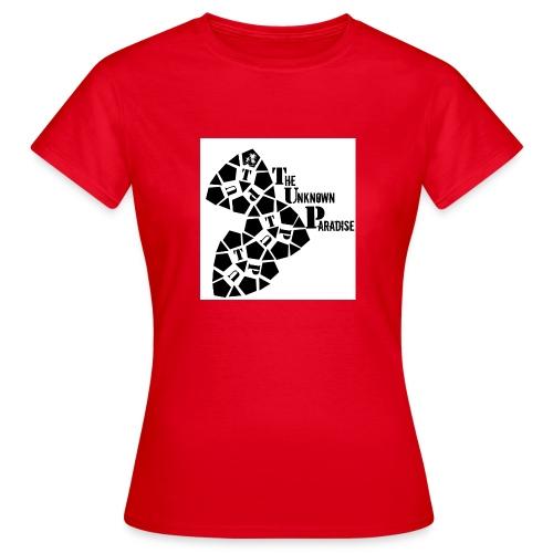 Camiseta Logo Standard The Unknown Paradise - Camiseta mujer