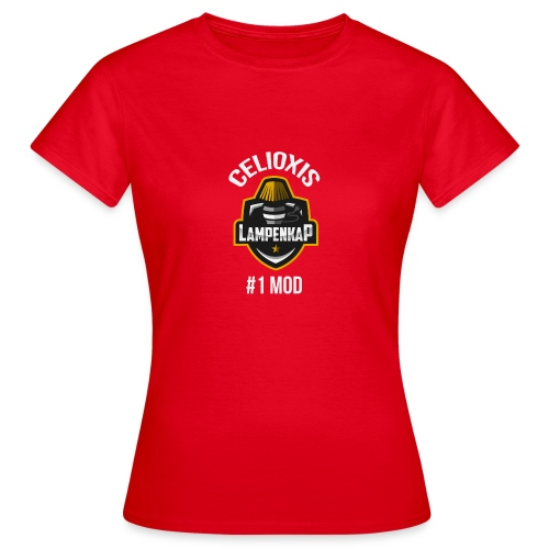 Celioxis Mod Shirt - Vrouwen T-shirt