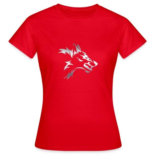Kizo1991 Silver Wolf - Women's T-Shirt