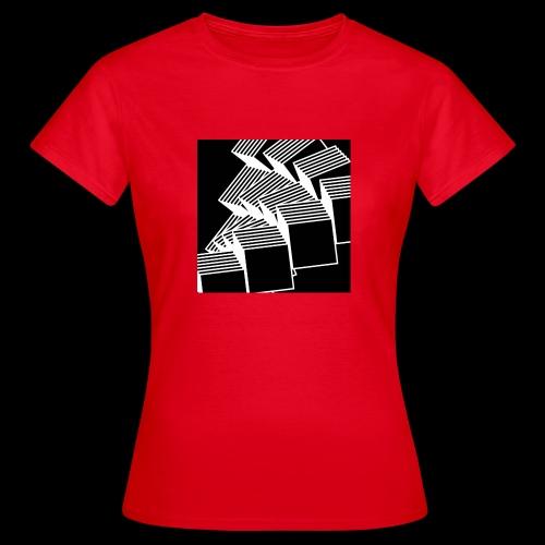 Squares - Maglietta da donna