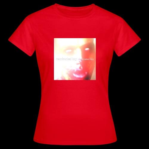 Reanimated boy single cover - Women's T-Shirt