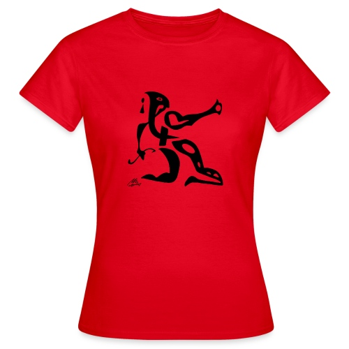 The Sphinx - Dame-T-shirt