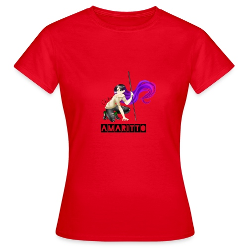 official amaritto logo - Women's T-Shirt