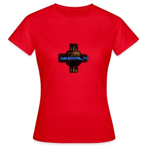 Maglietta con Logo - Maglietta da donna