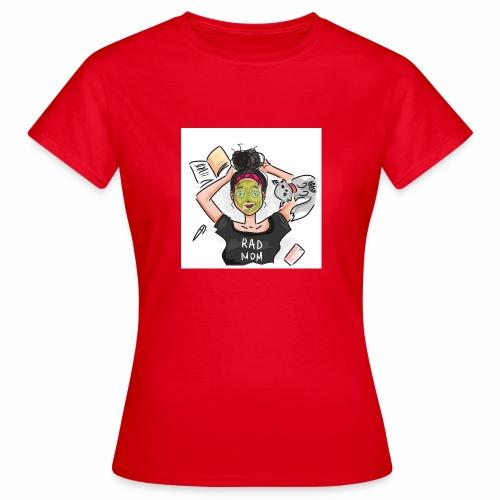 mom - Vrouwen T-shirt