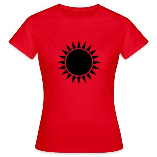 Das Sonnen Mandala - Frauen T-Shirt