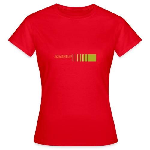 claas2 - Maglietta da donna