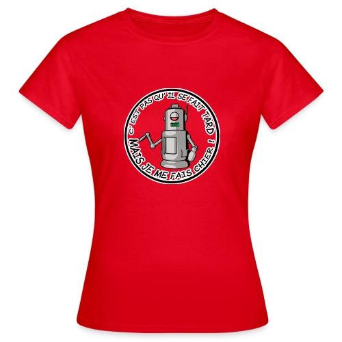 Padak-Or - T-shirt Femme