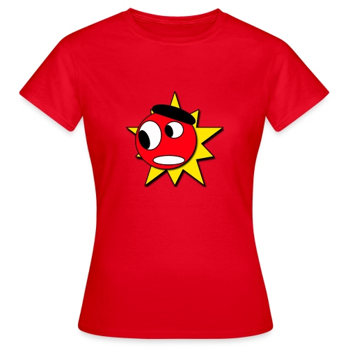 Mr Boom - Vrouwen T-shirt