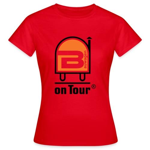 Bauwagen Logo - Frauen T-Shirt