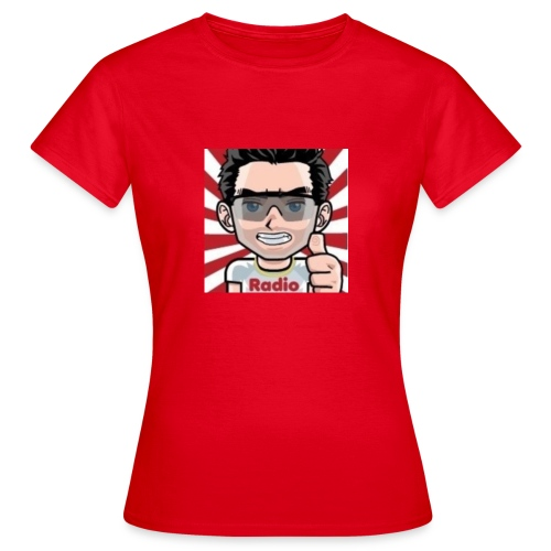 RadioLive - T-shirt Femme