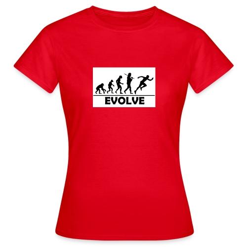 EVOLVE - Vrouwen T-shirt