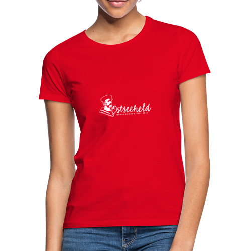Ostseeheld 2 - Frauen T-Shirt
