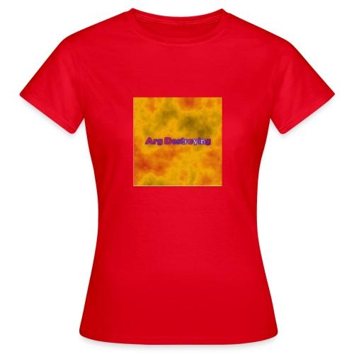 ArgDestroying Official Store! - Women's T-Shirt