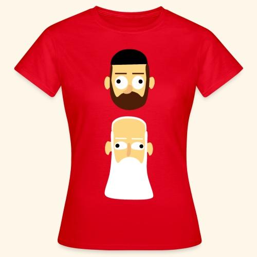 Stille Willem en Leipe Leo - Vrouwen T-shirt