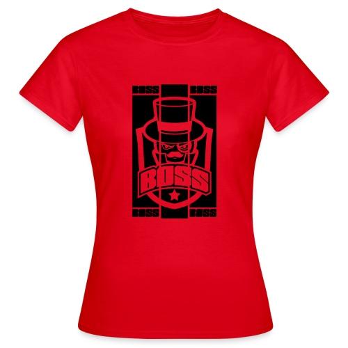 BOSS_BRAND - T-shirt Femme
