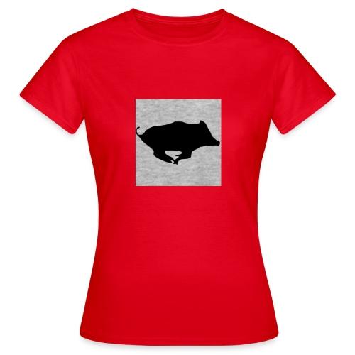 Sanglier - T-shirt Femme