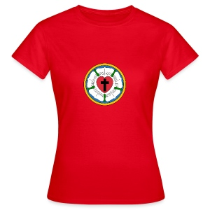 Luther Rose - Women's T-Shirt