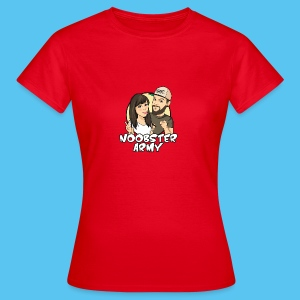 Noobsterarmy Couple - Frauen T-Shirt