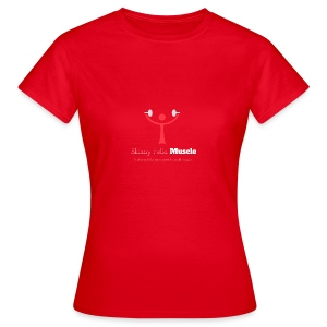Logo T-Shirt - Black - Women's T-Shirt