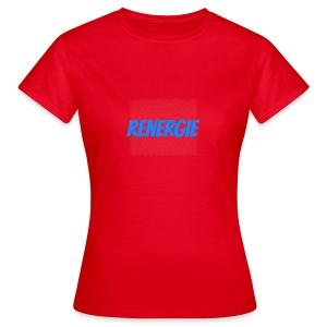 cap renergie - Vrouwen T-shirt