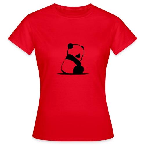Pandabär - Frauen T-Shirt