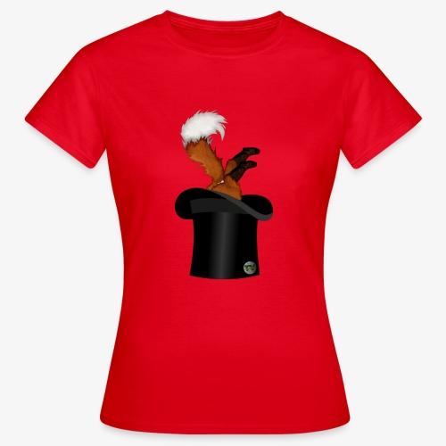 Mikkel Rev - T-skjorte for kvinner