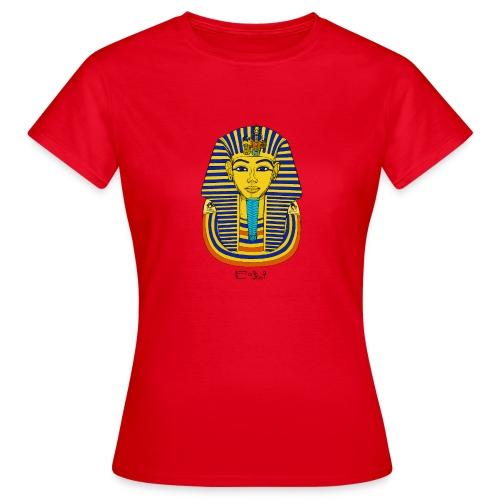 Pharao Tutanchamun - Frauen T-Shirt