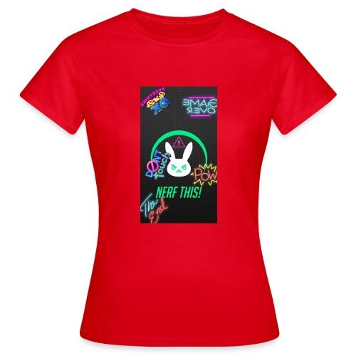 DVA nerf this - T-shirt dam
