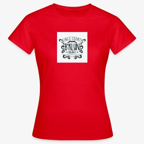 B`KLYN - Frauen T-Shirt