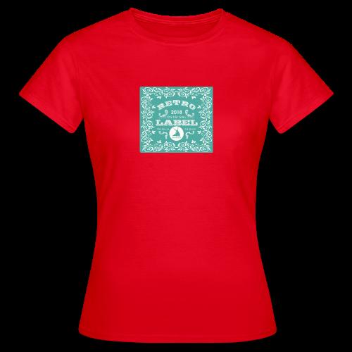 geweihbär RETRO 2018 - Frauen T-Shirt
