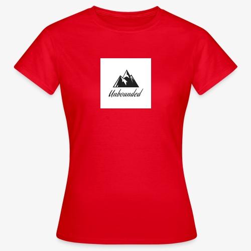 Logo White - Women's T-Shirt