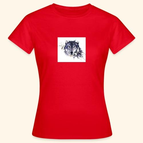 Wolf - Vrouwen T-shirt