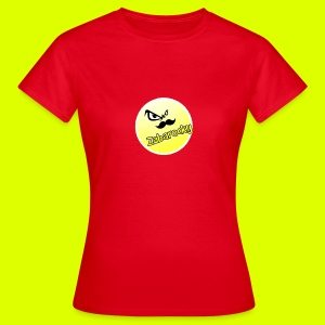 Shirt with nice logo with text - Women's T-Shirt
