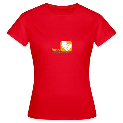 Logo der ÖRSG - Rett Syndrom Österreich - Frauen T-Shirt