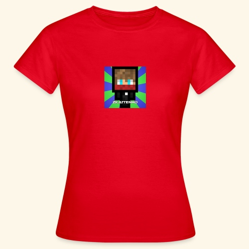 zKattenHD TRÖJA - T-shirt dam
