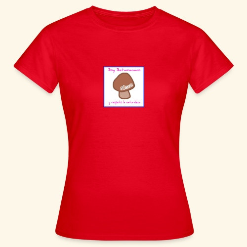 Soy Setamaniaco - Camiseta mujer