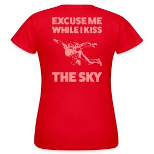 Excuse me - Frauen T-Shirt