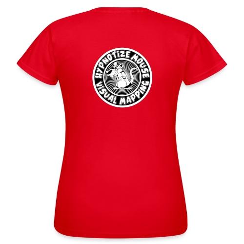 hypnotize mouse - T-shirt Femme